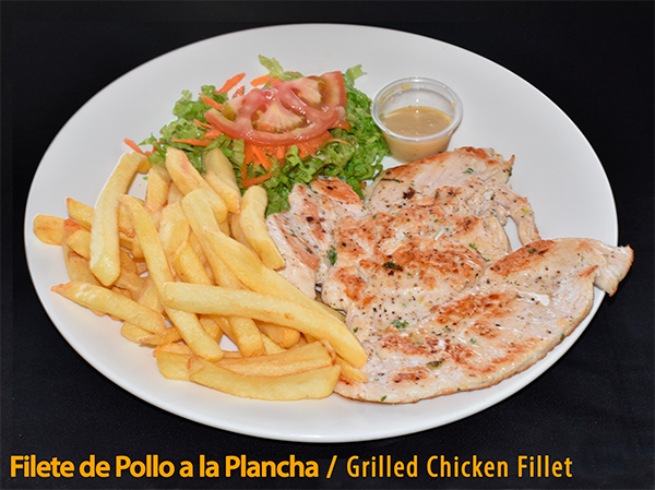 Filete de pollo@x1