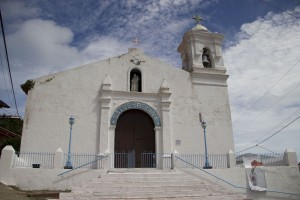 Taboga Island's Church