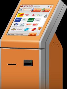 PuntoPago Machine